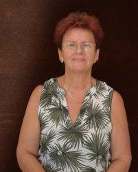 Predsednica društva – Ernestina Savski