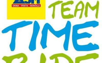 Kolesarski maraton AJM Team Time Read