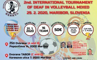 Vabilo na 2. mednarodni turnir v futsalu
