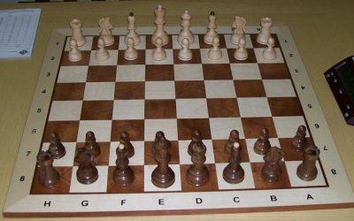 Vabilo šah izbirni turnir